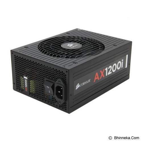 CORSAIR AX Series [AX1200i] - Power Supply Above 1000w